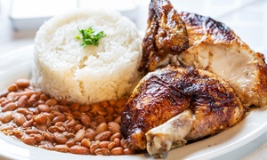 40% Off Peruvian Food and Drinks at Riko Peruvian Cuisine  at Riko Peruvian Cuisine, plus 9.0% Cash Back from Ebates.