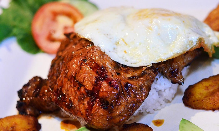 Inca Trail Peruvian Resaurant - Central Oklahoma City: Peruvian Cuisine at Inca Trail Peruvian Restaurant (Up to 46% Off). Two Options Available.