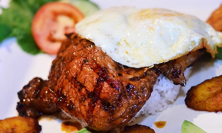 Peruvian Cuisine at Inca Trail Peruvian Restaurant (Up to 46% Off). Two Options Available.
