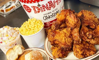 Up to 10% Off Takeout or Curbside Pickup at Dinah's Chicken
