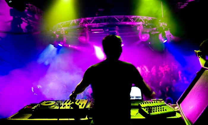 DJ K-Ruck - Oklahoma City: DJ Services for an Event or Wedding from DJ K-Ruck (50% Off)