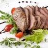 Menu en 3 services, viande ou poisson