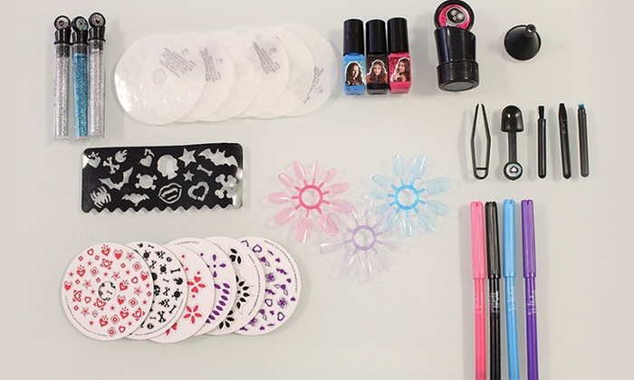 wholesale outlet best wholesaler another chance Bar à Ongles 3 en 1 Chica Vampiro | Groupon Shopping