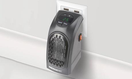 Mini termoventilatore Mediatec