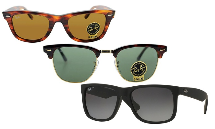7bebe6d0119d Up To 64% Off on Ray-Ban Unisex Sunglasse | Groupon Goods