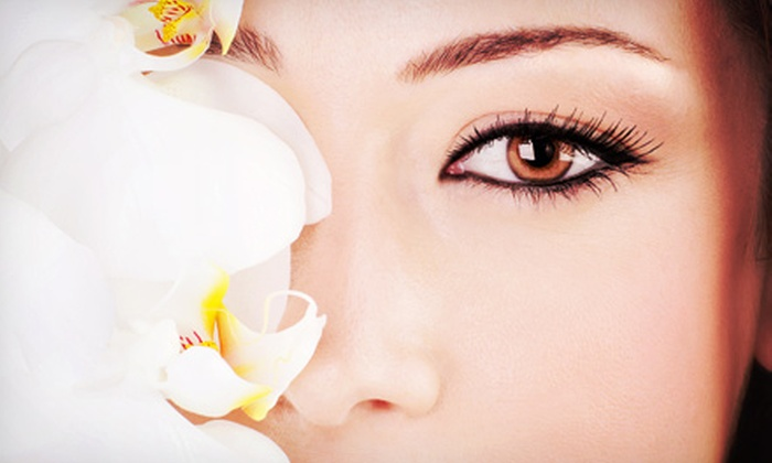 Kathy McKenna at Andrea's Organic Hair Studio & Day Spa - North Naples: Permanent Eyeliner from Kathy McKenna at Andrea's Organic Hair Studio & Day Spa (Up to 66% Off). Two Options Available.