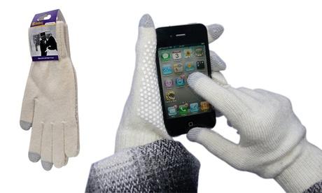Guantes para dispositivos con pantallas táctiles Sandberg