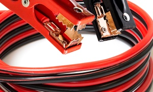 Car Jumper Cables with Storage Bag