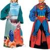 Disney Throw Blanket with Sleeves