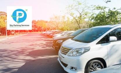 image for Up to 30% Off Meet and Greet or Park and Ride Airport Parking at Sky Parking Services, 26 Airports