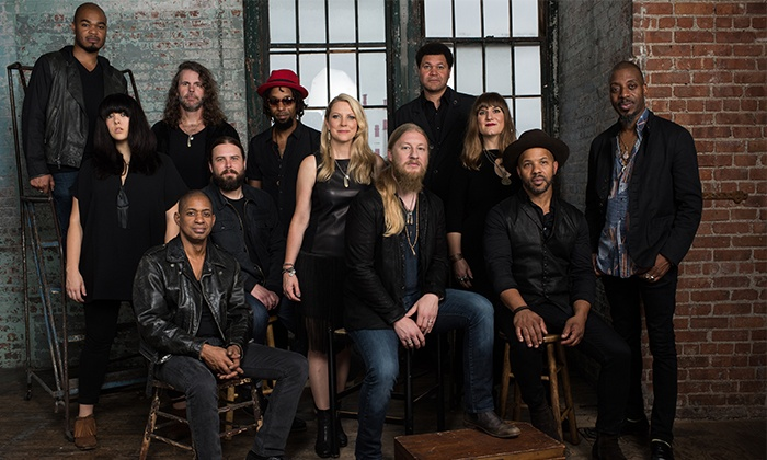 Tedeschi Trucks Band on Saturday, July 21, at 7 p m