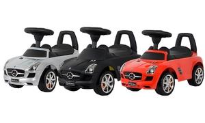 Children's Luxury Push Cars