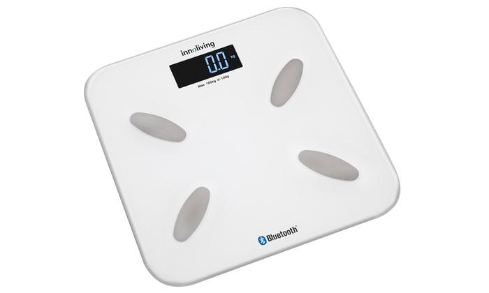 Bilancia Bluetooth body fat Innoliving