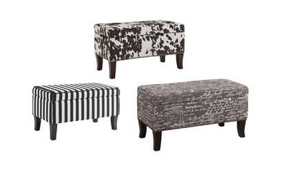 Image Placeholder For Brooke Storage Ottoman