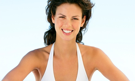 One Organic Spray Tan at UV Free Organic Tan (Up to 51% Off)