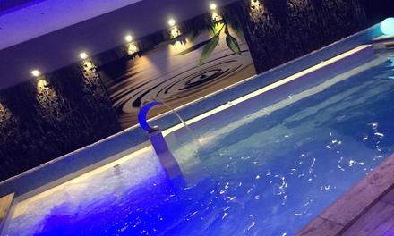 Fiuggi: 1 o 2 notti, cena, Spa, Grotta di Sale e massaggio Hotel Squarciarelli