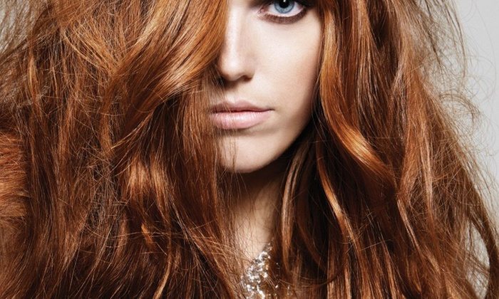 Hairology Studio - Heritage District: $65 for a Haircut with All Over Color ($130 Value) — Hairology Studio