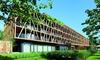 bora HotSpa Resort - Radolfzell: Bodensee: 2-3 Nächte für Zwei inkl. Dinner, Minibarfüllung und Nutzung der 8.000 qm Spa-Anlage im 4*S bora HotSpa Resort