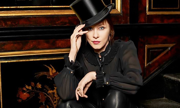 Suzanne Vega - Multiple Locations: ARTS SA Presents Suzanne Vega at Charline McCombs Empire Theatre on Friday, October 17, at 7:30 p.m. (Up to 50% Off)
