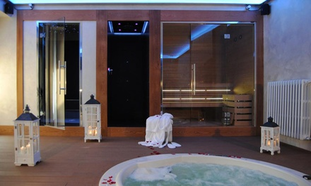 Coupon Spa Groupon.it Spa di coppia e spumante