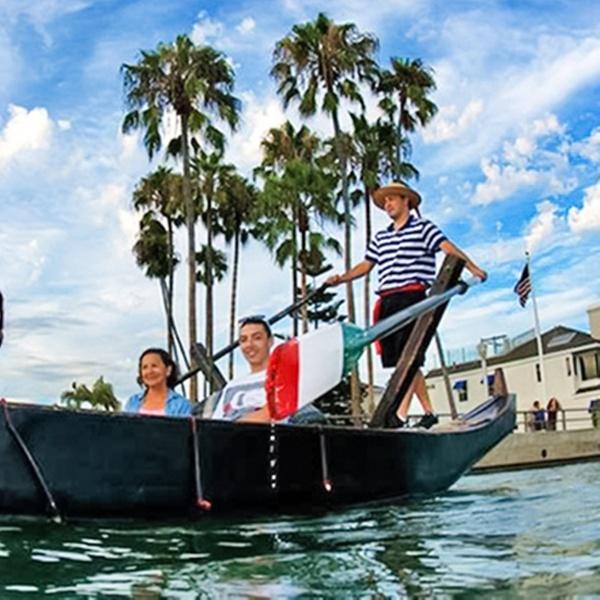The Gondola Getaway