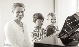 Villa Musica T'Inneke: 3 ou 5 cours de piano chez Inneke