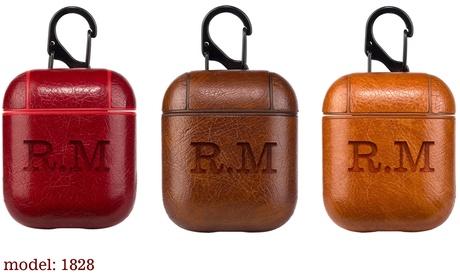 Personalisierte Kopfhörer-Taschen für Airpods in verschiedenen Modellen von Geschenkemarkt