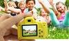 Caméra d'action pour enfants
