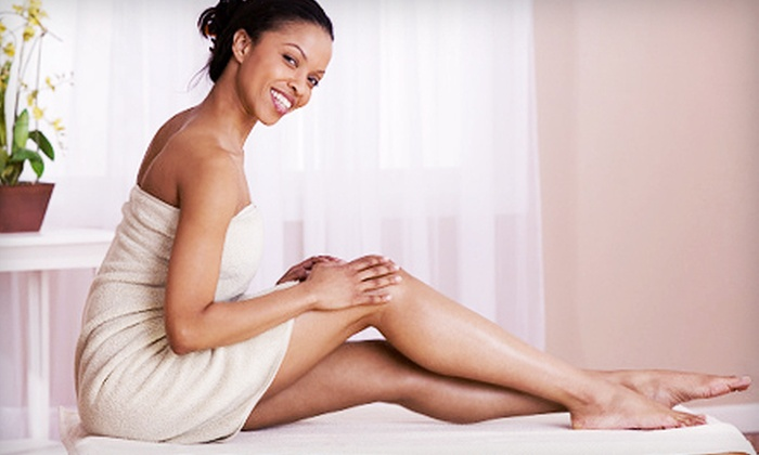 Khoobsurat Day Spa & Salon - Surrey: Six Laser Hair-Removal Treatments on a Small, Medium, or Large Area at Khoobsurat Day Spa & Salon (Up to 87% Off)