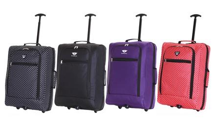 c13a1dd842f42 Slimbridge Montecorto Wheeled Cabin Suitcase