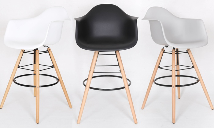taille 40 a273c 50d88 2 ou 4 tabourets scandinaves | Groupon Shopping