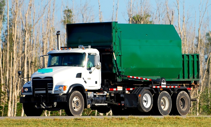 SC Disposal - Toronto (GTA): Quarter- or Half-Truckload of Junk Removal from SC Disposal Inc. (Up to 53% Off)
