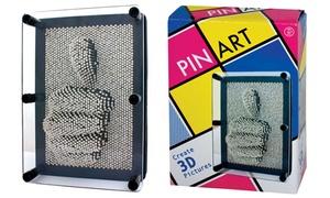 Structure clous 3D Pin Art Tobar
