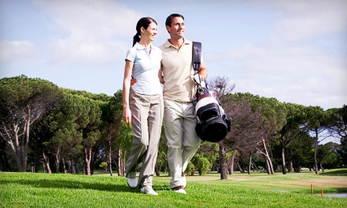 Family Golf & Learning Center - Valley Park: $20 for Nine Holes of Golf for Two with Range Balls and Sodas at Family Golf & Learning Center (Up to $43 Value)