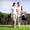 Up to 53% Off Nine Holes of Golf for Two