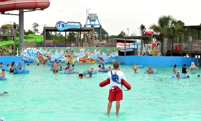 Gulf Islands Waterpark In Gulfport Ms Groupon