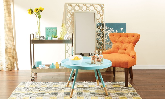 Avenue Six Accent Chair Groupon Goods