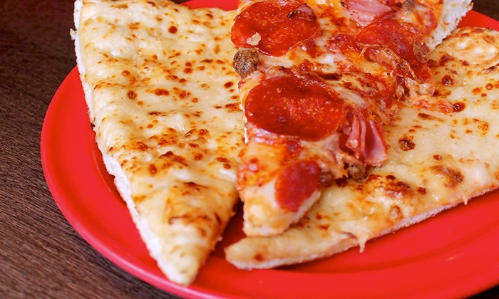 cici's pizza - Richelieu: Buffet for Two or Four or $15 for $20 Worth of Carryout at CiCi's Pizza