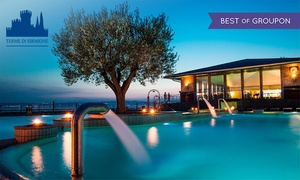 Aquaria - la SPA Termale sul lago di Garda: Terme di Sirmione - Aquaria: ingressi Spa serali, infrasettimanali, weekend e All Day (sconto fino a 53%)