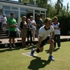 Lawn Bowls with Wine for Two
