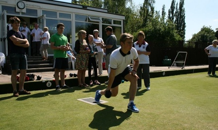 One- or Two-Hour Game of Bowls with Wine or Beer for Two, Four, Six or Eight at Leicester Bowling Club