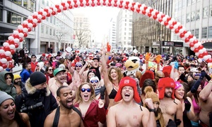Cupid's Undie Run – Up to 12% Off Charity Run at Cupid's Undie Run, plus 6.0% Cash Back from Ebates.