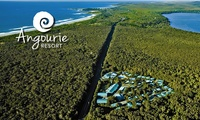 Yamba: Two, Three or Seven-Night Escape for Up to Four People with Breakfast and Bike Hire at Angourie Rainforest Resort