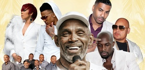 Beats by the Bay Music Festival: Beats by the Bay Music Fest w/ Maze Feat. Frankie Beverly, Joe, Monica, August Alsina and More on October 22 at 4 p.m.