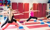 Ten Yoga Classes