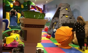 Kids Fun Town: Up to 50% Off Indoor Play at Kids Fun Town
