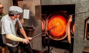 Up to 48% Off at Seattle Glassblowing Studio & Gallery at Seattle Glassblowing Studio & Gallery, plus 6.0% Cash Back from Ebates.