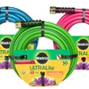 Miracle Gro UltraLite 50' Colored Garden Hose