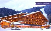 """Val Pusteria, Sport & Kurhotel Bad Moos 4*S - 1 notte in camera """"Cima Uno"""" con pensione 3/4 e Spa per 1 persona"""