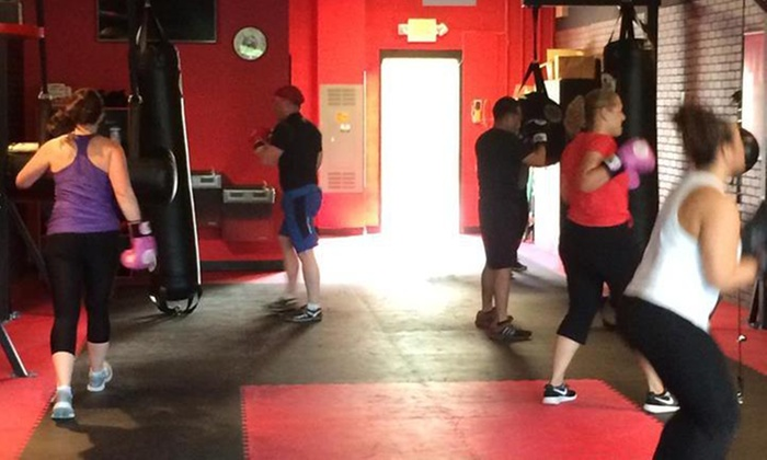 9Round Fitness, Dacula - Dacula-Rocky Creek: $17 for $49 Worth of Services — Two Weeks of Fitness and Conditioning Classes at 9Round 30 Min Kickbox Fitness - Dacula (64% Off)